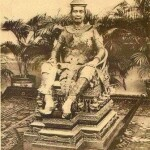The Royal Portraits of His Majesty Preah Bat Samdech Preah Sisowath Monivong Chamchakrapong