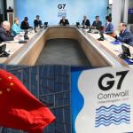 ចិនបានថ្កោលទោសសេចក្តីថ្លែងការណ៍រួម របស់មេដឹកនាំក្រុមប្រទេសប្រជាធិបតេយ្យ G7 ដែលព្យាយាមបង្ខូចមុខមាត់ខ្លួន